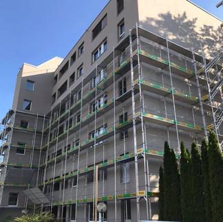 Fassadensanierungen / Aussenwärmedämmungen