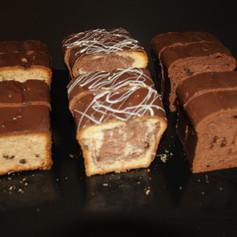 Kuchenstücke