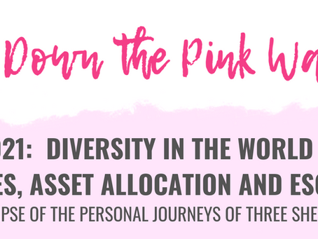 OUTLOOK 2021: DIVERSITY IN THE WORLD OF FINANCIAL SERVICES, ASSET ALLOCATION AND ESG TRENDS