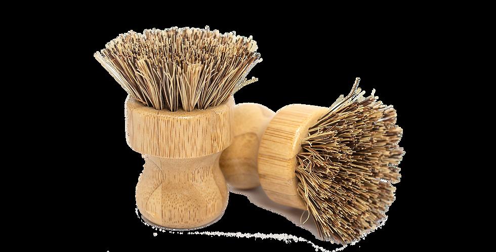 Bamboo Dish Brush