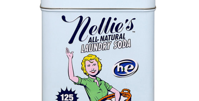 Nellie's Laundry Soda