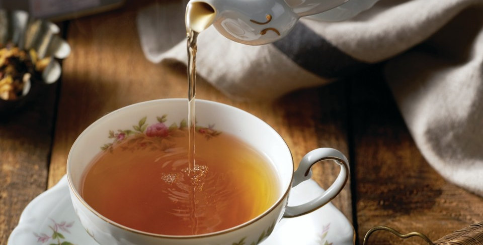 Loose Tea: Pear Play