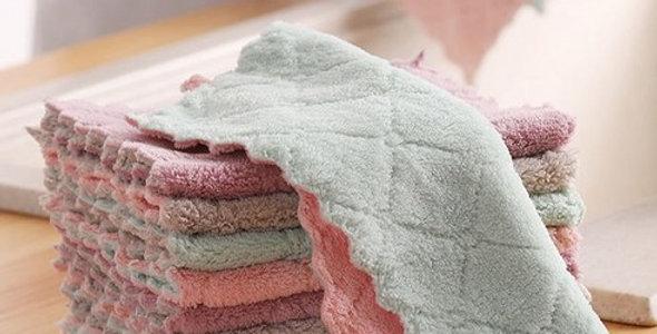 Velvet Dish Cloth