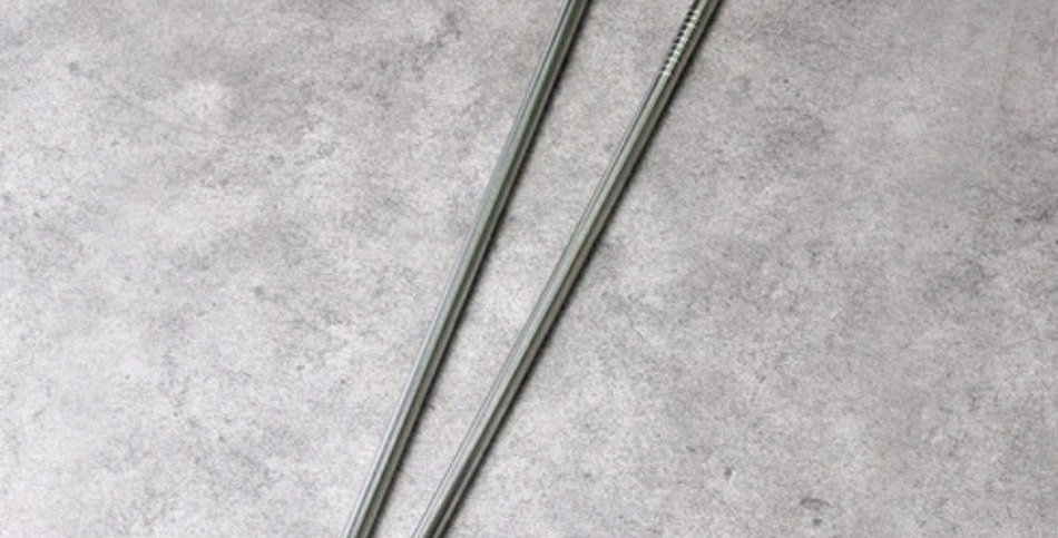 6MM Metal Straws