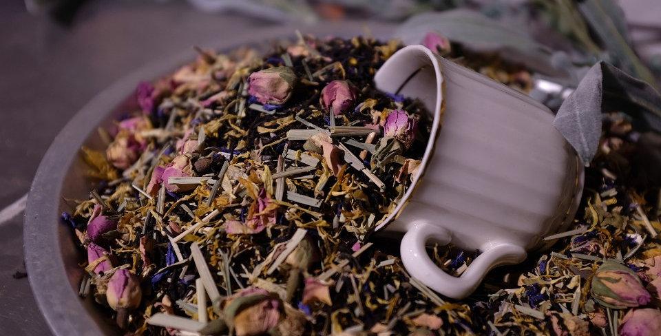 Loose Tea: Flower Garden