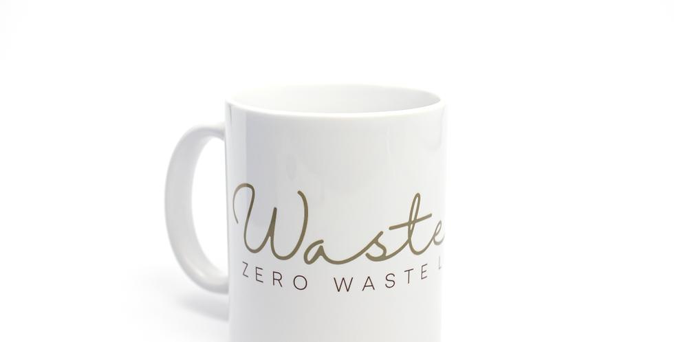 Wasteupso Logo Mug