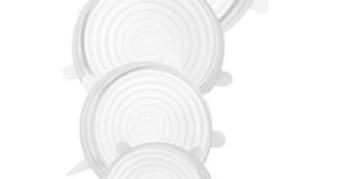 Silicone Lid Set (6 pcs)