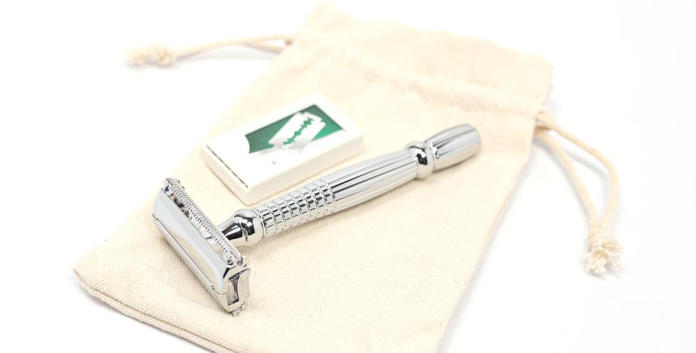 Stainless Steel Razor Kit