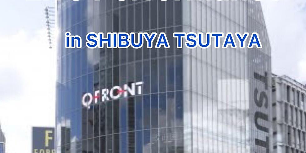 9/5(sut) ON LINE Live Performance in SHIBUYA TSUTAYA