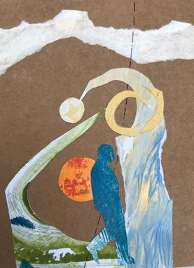 Solitude // Elizabeth Wilson — Illustration