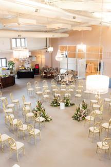 Wedding in the round