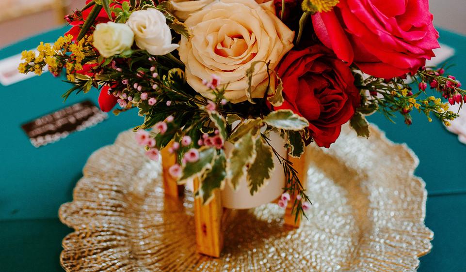 Furniture: Upstate Event Rentals Floral: Renee Burroughs