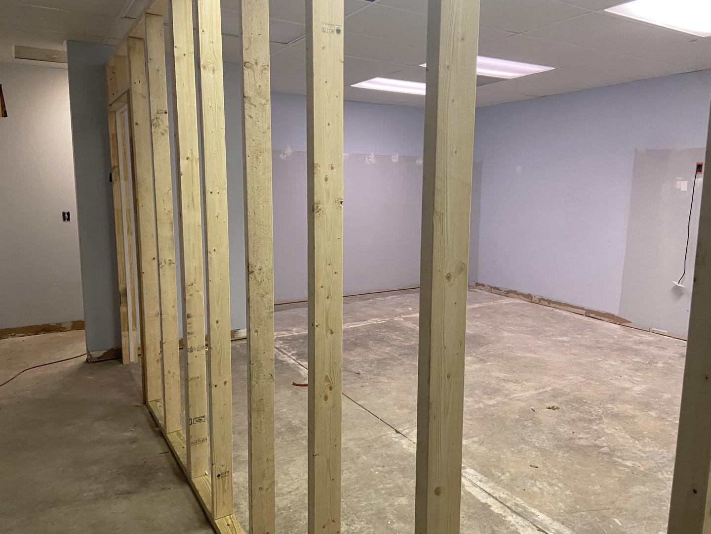 Grooms Room Walla Install