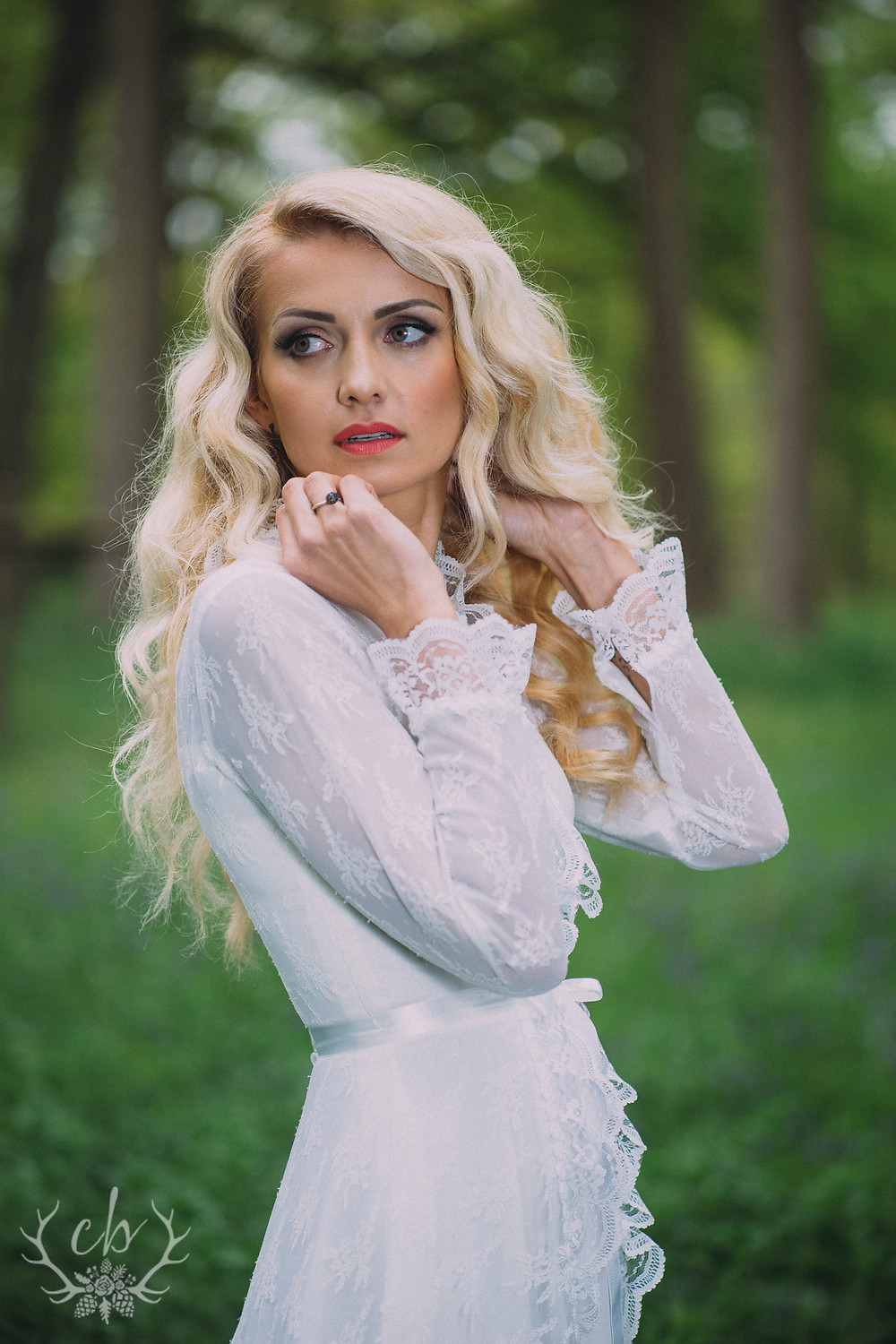 Woodland Bridal Shoot (WMark) - 048.jpg