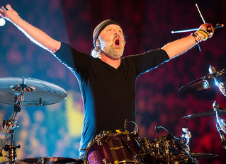 Greatest Drummer of All Time as Decided by Metallica's Lars Ulrich