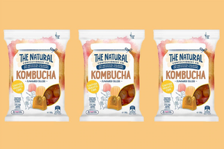 Kombucha lollies are now a thing and we are here for it.