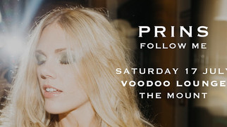 PRINS is bringing her Follow Me tour to Mt. Maunganui