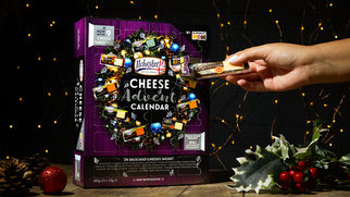 Nothing less of a Christmas Miracle - A Cheese Advent Calendars