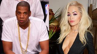 Jay Z Is Suing Rita Ora