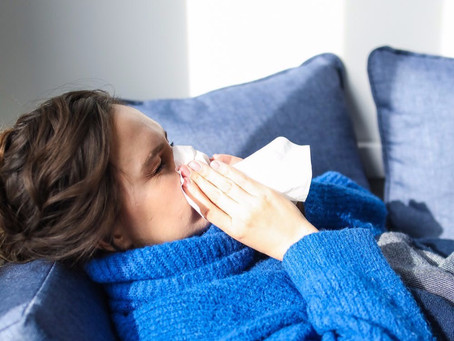 Tips For Looking After Yourself During Cold and Flu Season