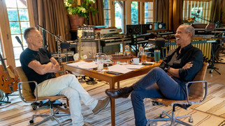 Springsteen and Obama: The dream podcast duo.