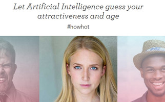 There's A Website That Tells You How 'Attractive' You Are...