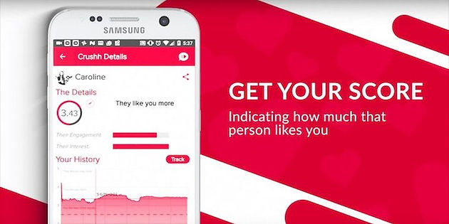 Want To Know If Someone Likes You? Use This App!!   Q97, New