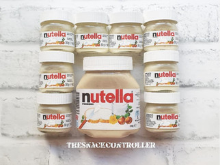 Someone just released a recipe for white Nutella - it looks amazing!