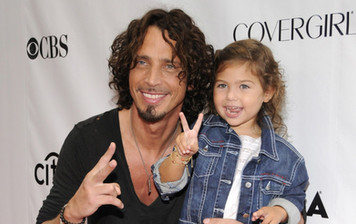 Previously Unreleased Clip of Chris Cornell's 'Only These Words' Released on Daughters 16th Birthday
