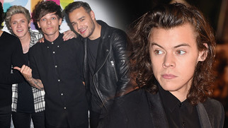 Harry Styles Quits One Direction