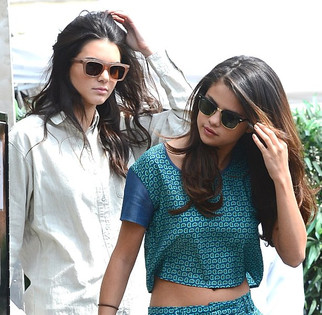 Kendall Jenner Is Still Single, Despite What Selena Gomez Just Said