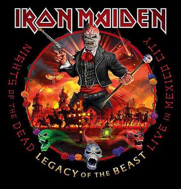Iron Maiden to Release New Live Album
