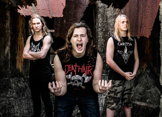 Alien Weaponry are Touring New Zealand This Summer!