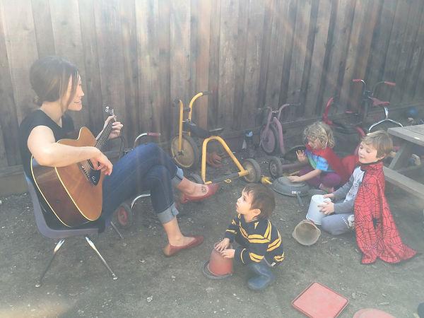 musical buckets