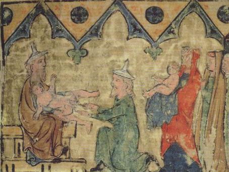 Coutumes et rituels liés à la naissance : la grossesse et l'accouchement chez les Juifs