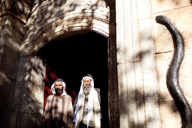 yézidi sanctuaire lalesh
