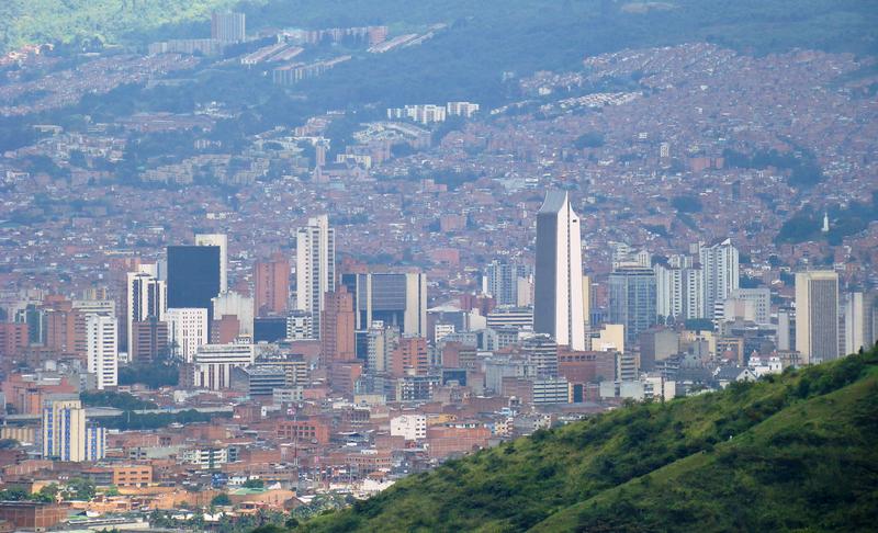 Medellín, Antioquia (c) I.D. R.J. CreativeCommons