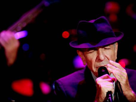 Léonard Cohen : le sacré au bout des lèvres