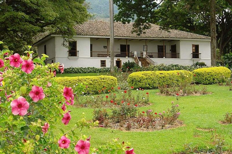 Hacienda El Paraíso (cc) John Emilio escobar. CreativeCommons.