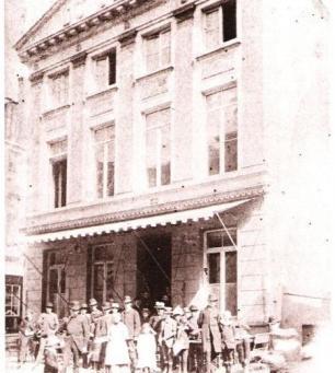 Des lieux atypiques pour des synagogues belges