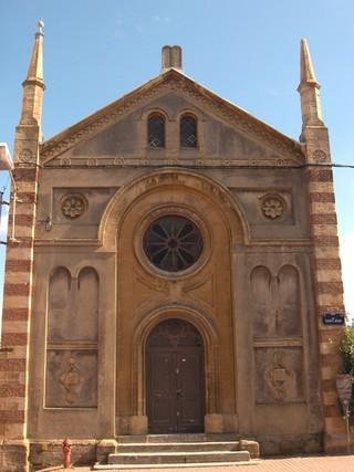 Synagogue arlon
