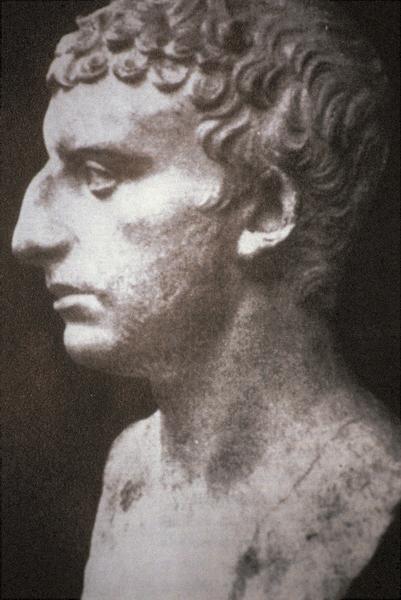 Buste dit de Flavius Josèphe.