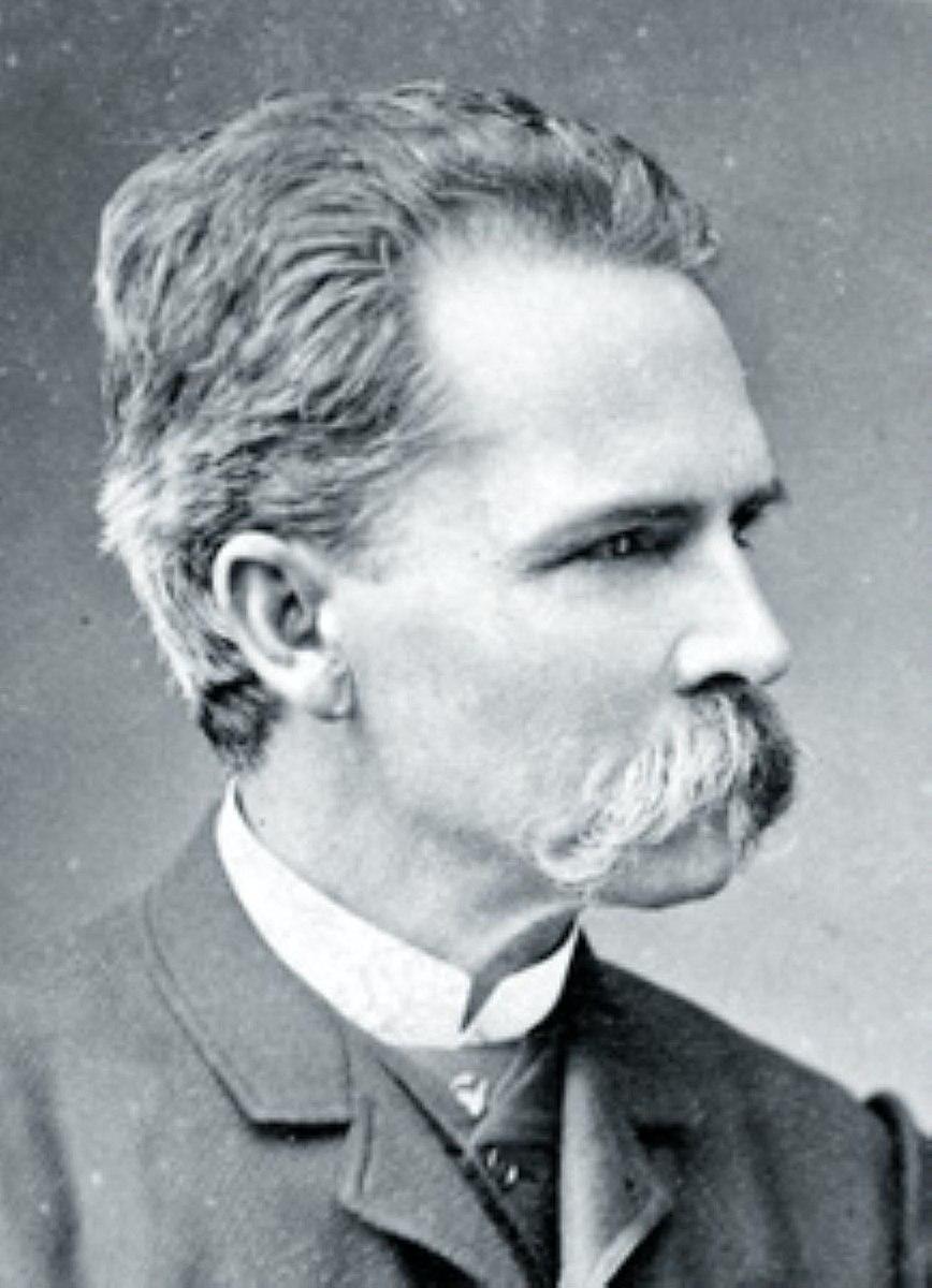 Portrait de Jorge Isaacs (Biblioteca Luis Ángel Arango).