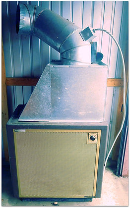 Wood Stove with Plenum