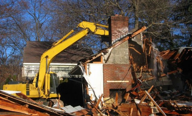 Mikes Recycling and Services_Demolition.