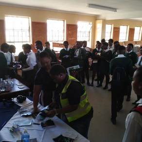 CAREERS EXPO AT AMAJINGQI