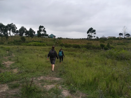A HOMESTAY ON THE HILL