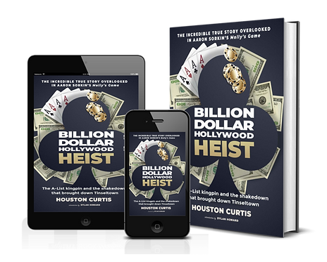 Billion Dollar Hollywood Heist - E-Book Download