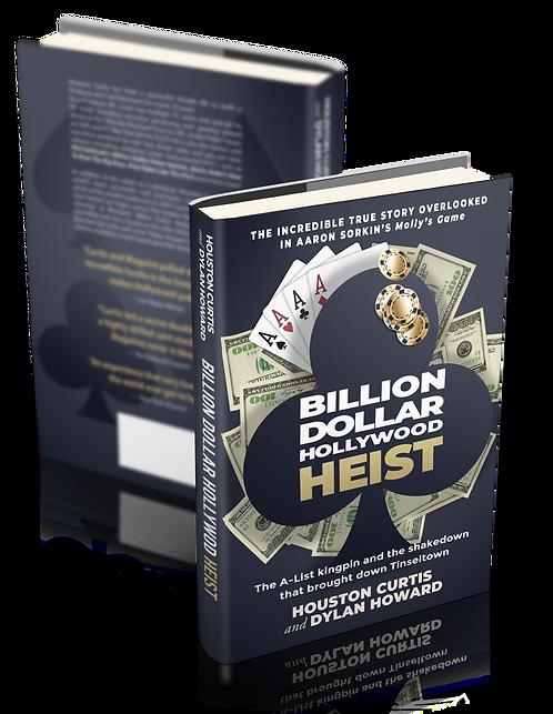 Billion Dollar Hollywood Heist - Autographed Copy