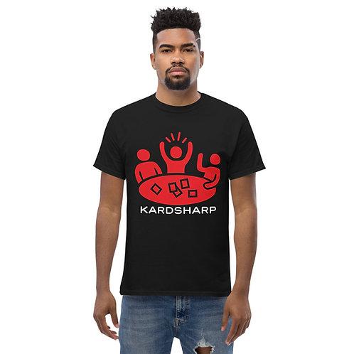 Kardsharp Men's heavyweight tee